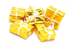 boxes gift 免版税库存照片