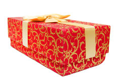Boxes for gifts Stock Photos