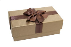 Boxes for gifts Royalty Free Stock Image