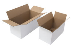 Boxes Stock Photography