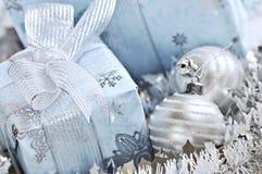 boxes julgåvan Royaltyfri Bild