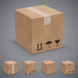 Boxes Stock Photos