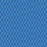 Boxes pattern. Boxes square pattern colored with blue tones vector illustration