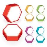 boxes vektorn stock illustrationer