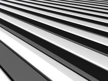 Boxes zebra lines Royalty Free Stock Photos