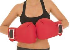Boxeur #07 photos libres de droits