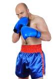 Boxeur Image stock