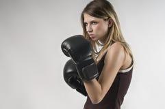 Boxeur Royalty Free Stock Photo