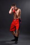 Boxeur Photos libres de droits
