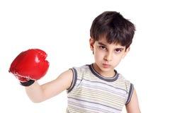Boxeur Photo libre de droits