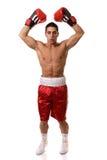 Boxeur Photographie stock