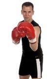 Boxeur Photos stock