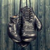 Boxhandschuhe Stockfotografie