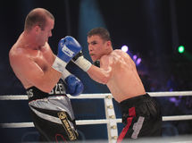 Boxing Stock Image