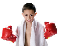 Boxing, Anyone? Stock Images