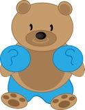 Boxing Bear Stock Photo
