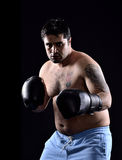 Boxing boxer Royalty Free Stock Photography