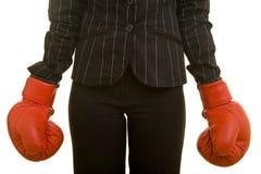 boxing business στοκ φωτογραφίες