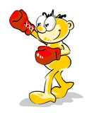 Boxing champion Royalty Free Stock Images