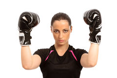 Boxing Clever Royalty Free Stock Image