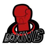 Boxing coat Royalty Free Stock Image