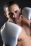 Boxing Combo Royalty Free Stock Photography