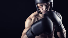 Boxing concept Royalty Free Stock Images