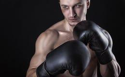 Boxing concept Royalty Free Stock Photos