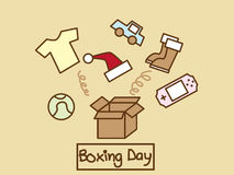 Boxing Day Stock Photos