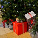 Boxing Day Royalty Free Stock Images