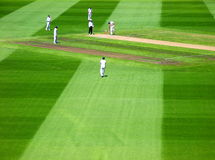 Boxing Day Cricket Royalty Free Stock Photography