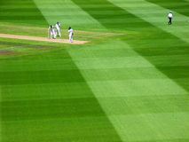 Boxing Day Cricket Royalty Free Stock Images
