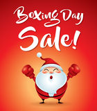 Boxing Day Sale! Royalty Free Stock Images