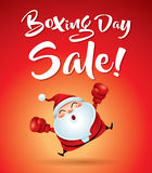 Boxing Day Sale! Royalty Free Stock Photos