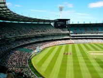Boxing Day Test '08 Royalty Free Stock Image