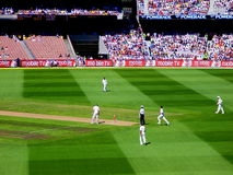 Boxing Day Test Match Royalty Free Stock Images