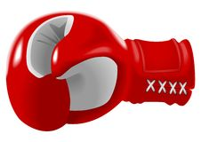 Free Boxing Glove Royalty Free Stock Photography - 18121037