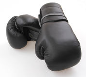 Boxing glove. A two boxing glove on a white background Royalty Free Stock Photo