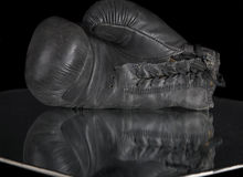 Boxing-glove Stock Images