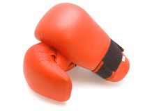 Boxing-glove Royalty Free Stock Photos