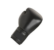 Boxing glove. Isolated on white background Royalty Free Stock Photo