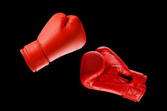 Boxing gloves Royalty Free Stock Photos