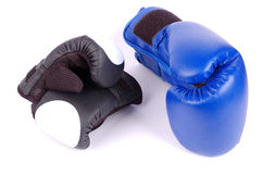 Boxing-gloves Royalty Free Stock Image