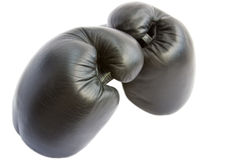 Boxing-gloves Stock Images
