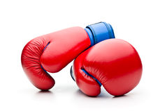 Boxing Gloves Royalty Free Stock Photography