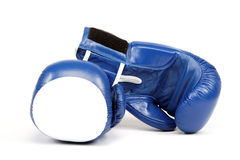 Boxing gloves. Stock Photo