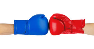 Free Boxing Gloves Royalty Free Stock Photo - 49968155