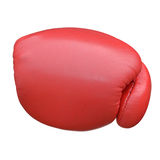 Boxing gloves punch Royalty Free Stock Photos