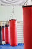 Boxing hall Royalty Free Stock Photos