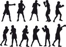 Boxing Kids Stock Photos